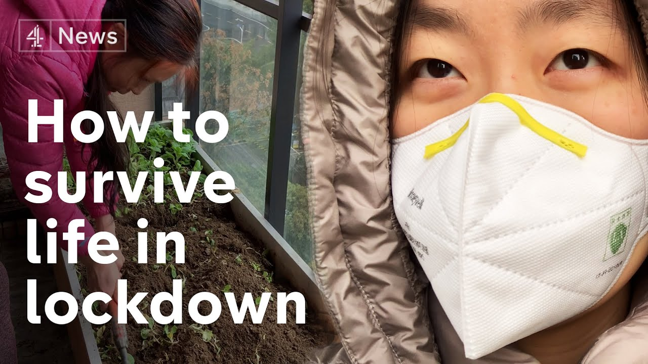 Life in lockdown Wuhan: The Coronavirus epicentre two months into the pandemic