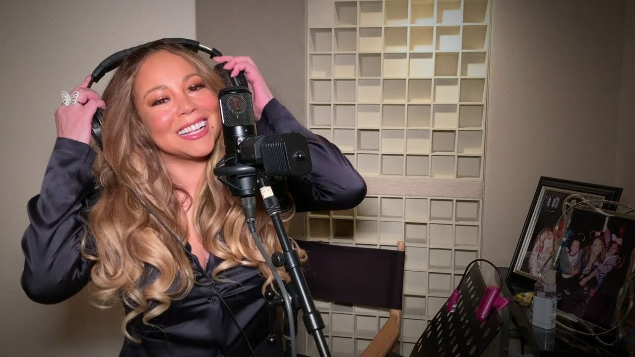 Mariah Carey – Always Be My Baby (Live at iHeart Living Room Concert For America)