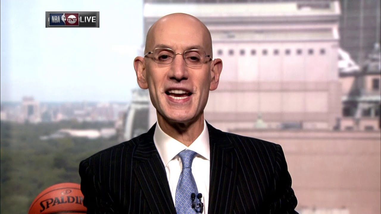 NBA Commissioner Adam Silver Joins Inside the NBA To Address Hiatus During Coronavirus Pandemic
