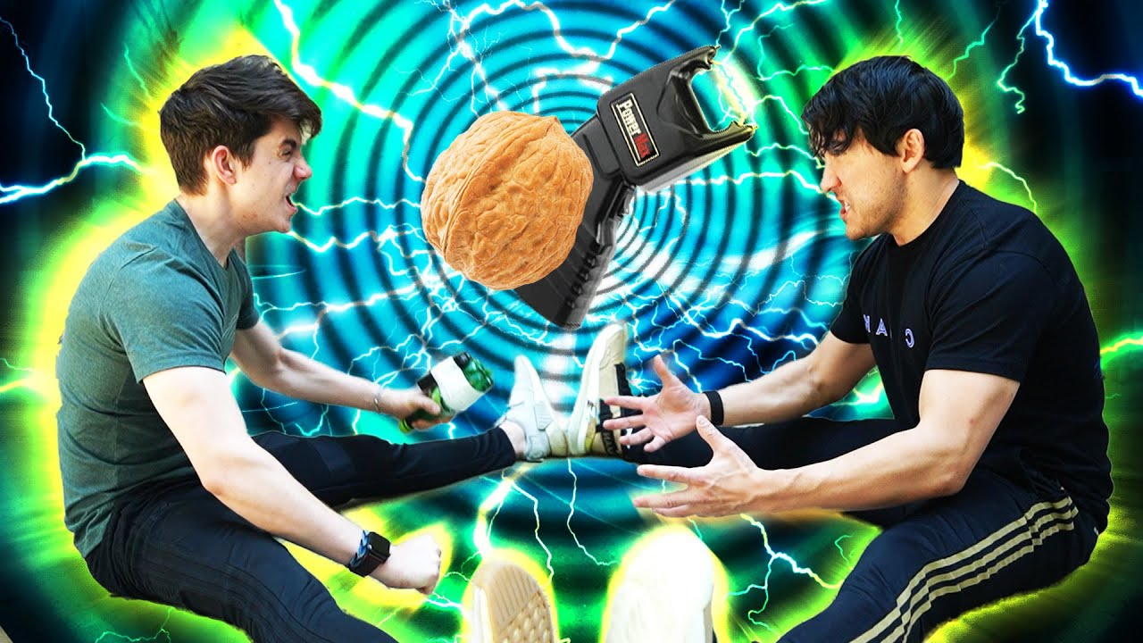 Nutball Extreme: Taser Edition