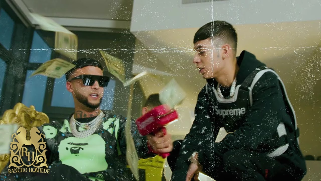 Ovi x Natanael Cano – Pacas Verdes [Official Video]
