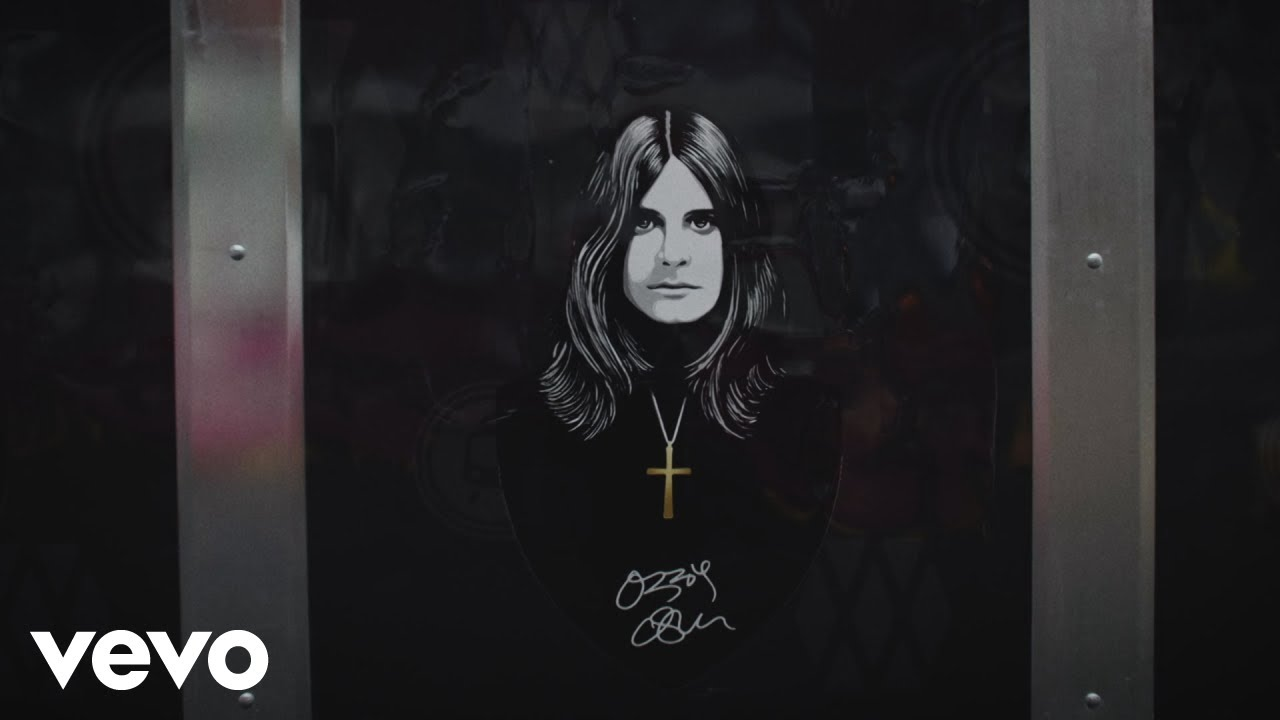 Ozzy Osbourne – Ordinary Man (Official Music Video) ft. Elton John
