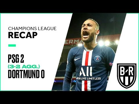PSG 2-0 Borussia Dortmund (3-2 agg.): Champions League Recap with Goals, Highlights and Best Moments