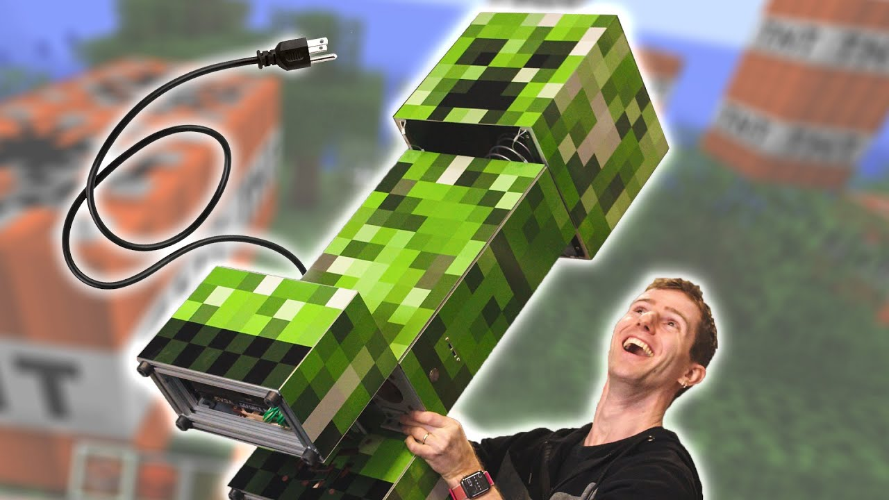 PewDiePie! – We built you a gaming PC!