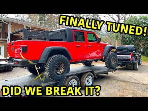 Rebuilding A Wrecked 2020 Jeep Gladiator Rubicon Part 15