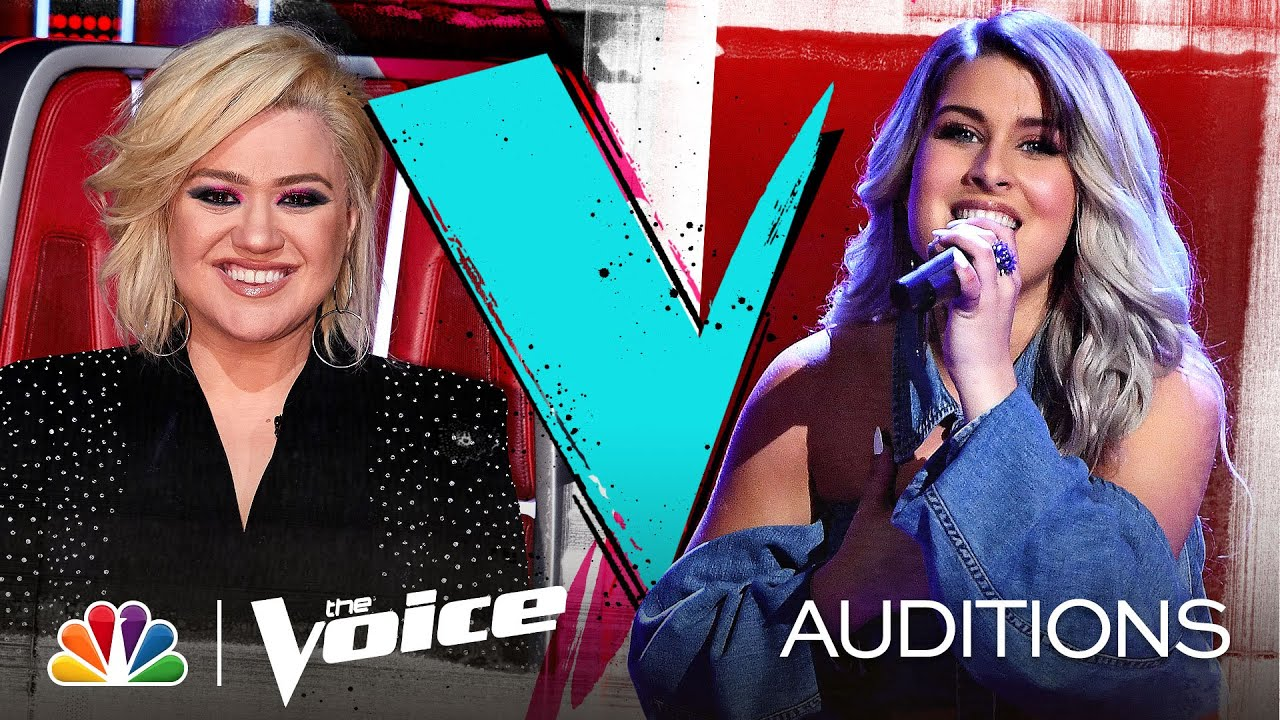 "Samantha Howell Performs REO Speedwagon's ""Take It on the Run"" – The Voice Blind Auditions 2020"