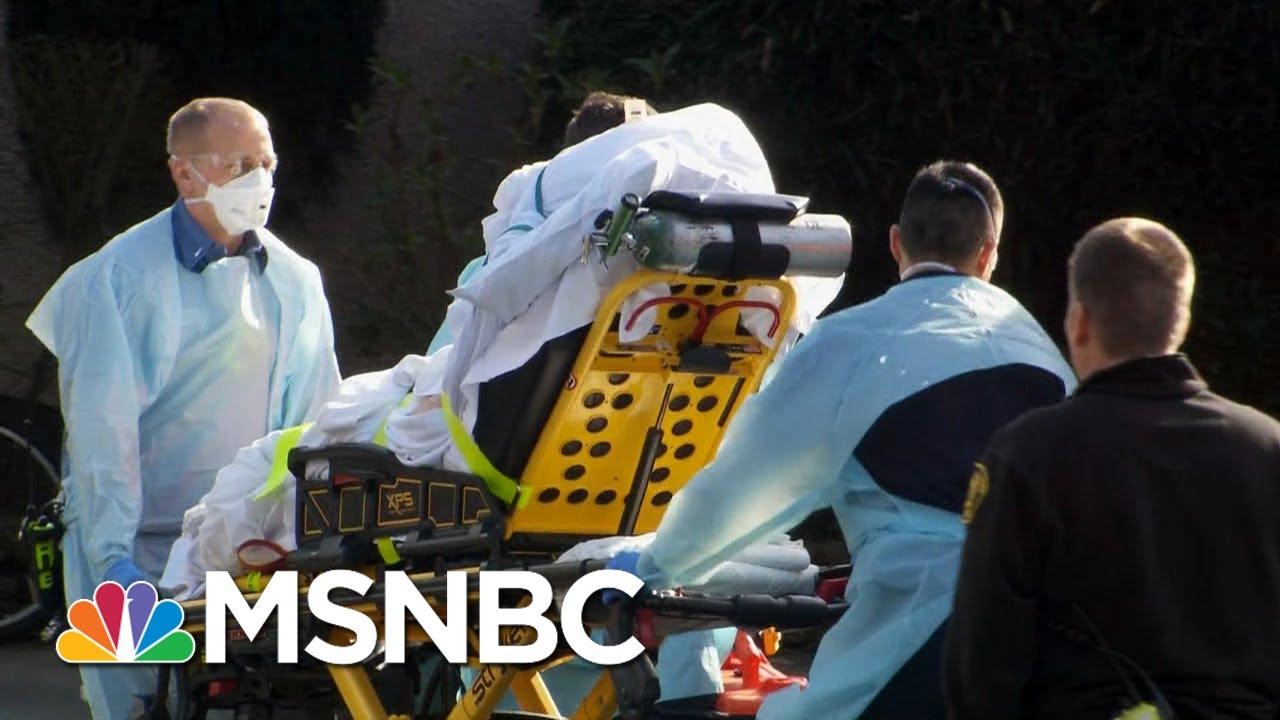 Second Death From Coronavirus Reported In U.S. | Morning Joe | MSNBC