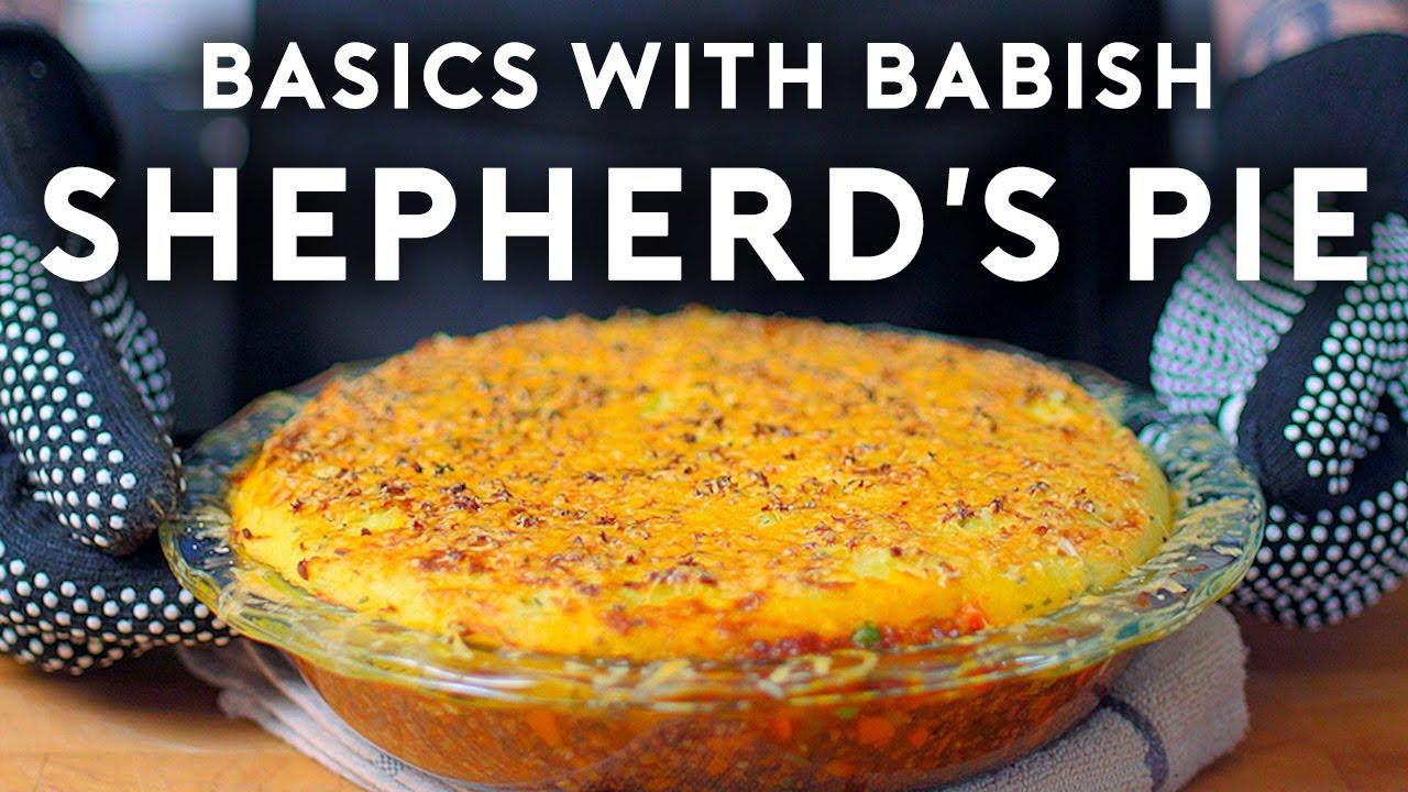 Shepherd's Pie | Basics with Babish
