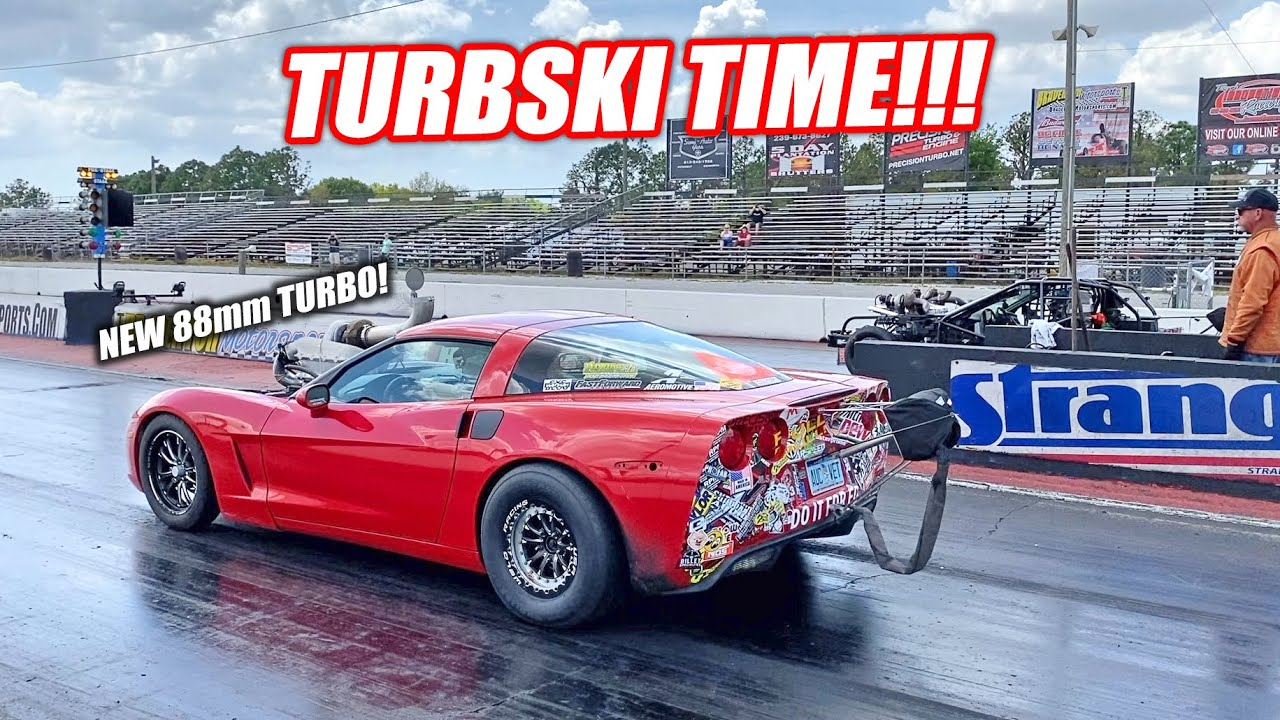 Testing Ruby's New GIANT 88mm Turbo!!! This Thing Sounds INSANE!! (Boost and Freedoms)