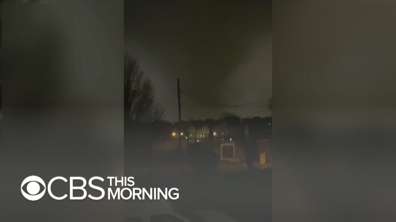 Tornadoes in Nashville area kill several