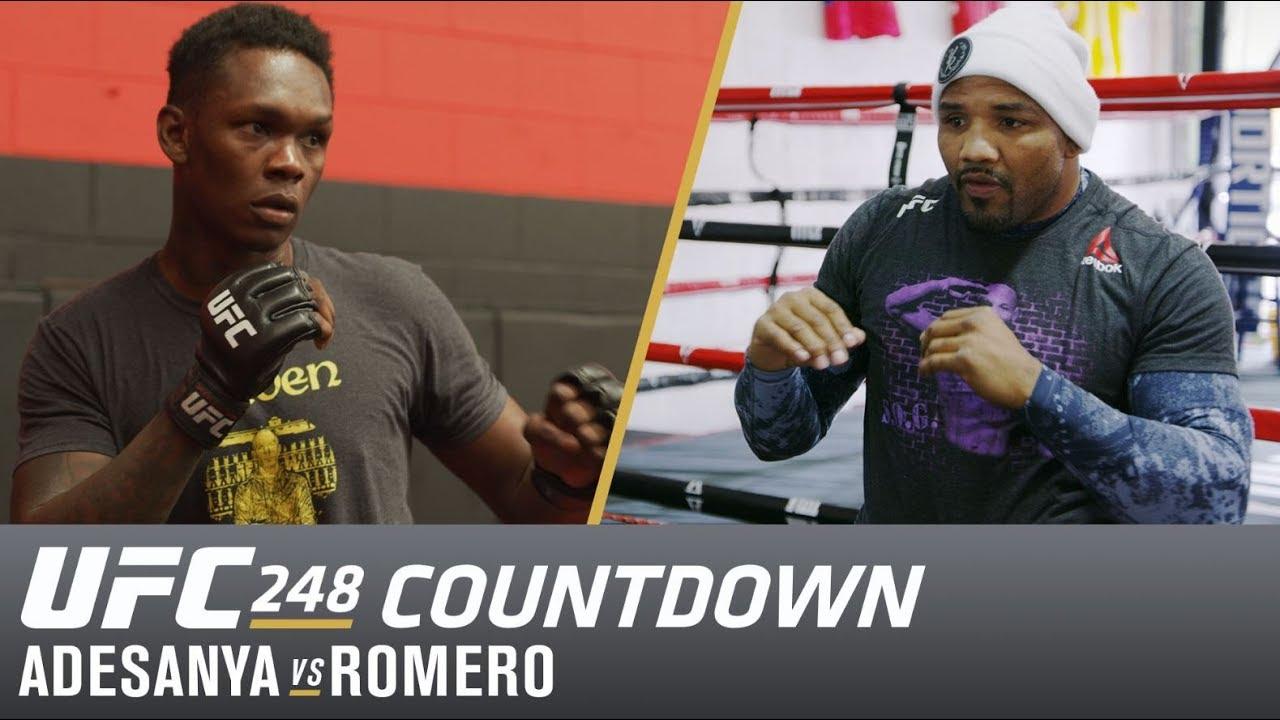UFC 248 Countdown: Adesanya vs Romero