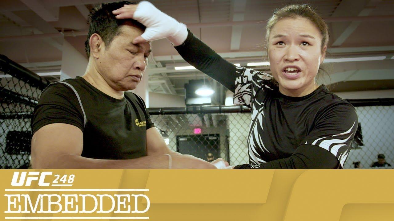 UFC 248 Embedded: Vlog Series – Episode 4
