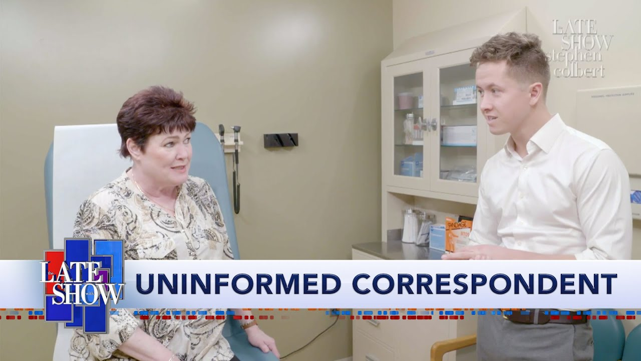 Uninformed Correspondent: Bootsie Visits An Expert For Straight Talk About Coronavirus