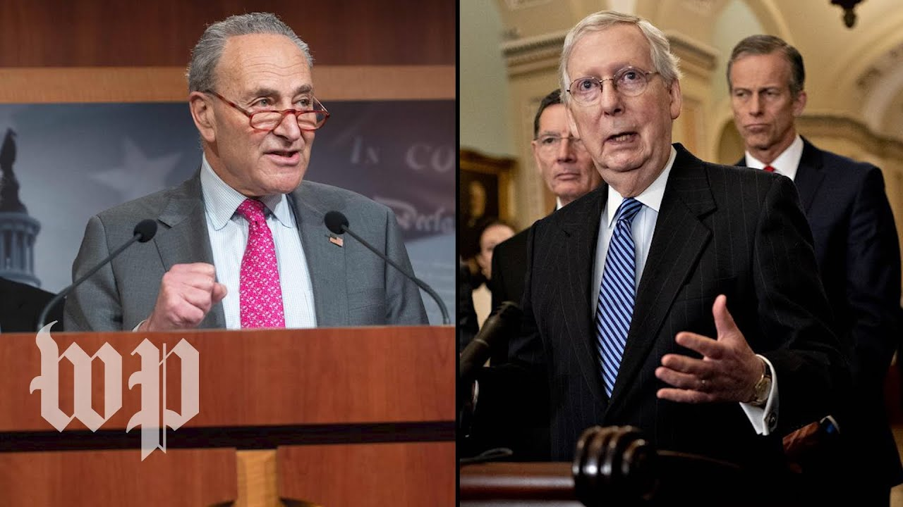 WATCH LIVE: Senate debates, votes on $2 trillion coronavirus bill after landmark agreement