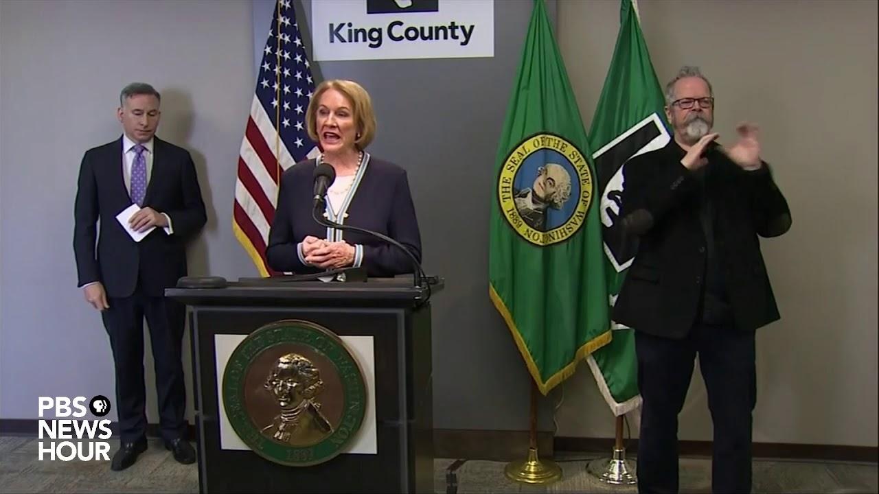WATCH: Washington governor gives coronavirus update — March 16, 2020