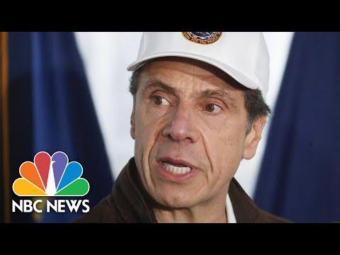 Watch Live: Gov. Cuomo Briefs On Coronavirus Pandemic  (Live Stream Recording) | NBC News