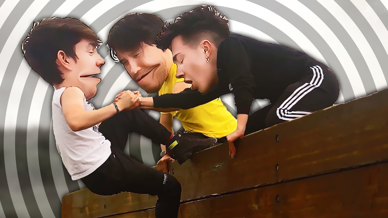 We Force James Charles to Run a Military Obstacle Course