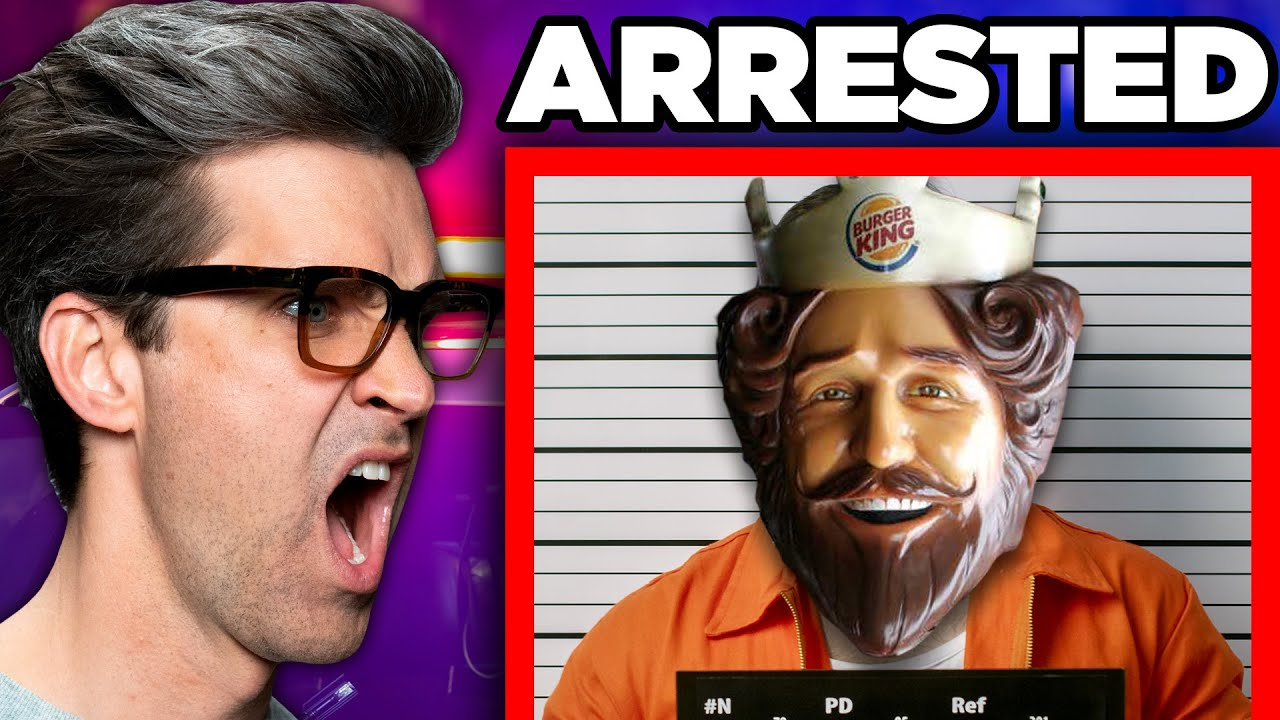 Weird Fast Food Crimes (GAME)