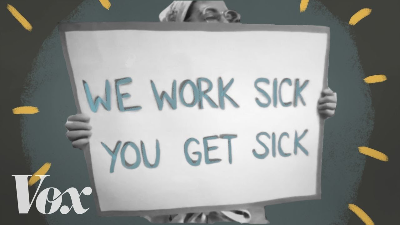 Why paid sick leave is essential to beating coronavirus