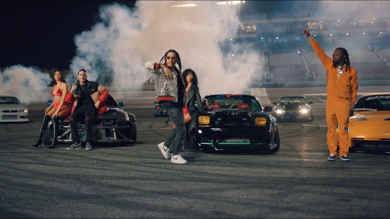 YBN Nahmir – 2 Seater (feat. G Eazy & Offset) [Official Music Video]