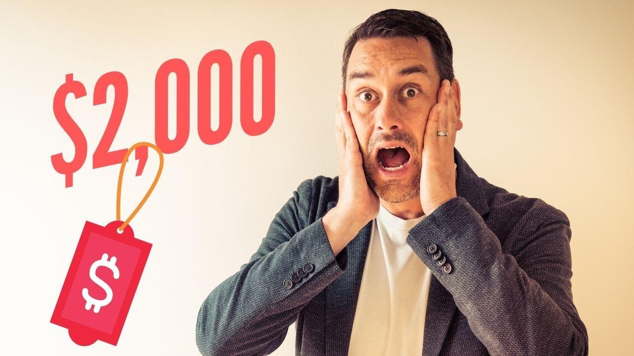 $2,000 per Month Stimulus Checks Update 4/24/2020