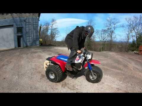 3 wheeler riding