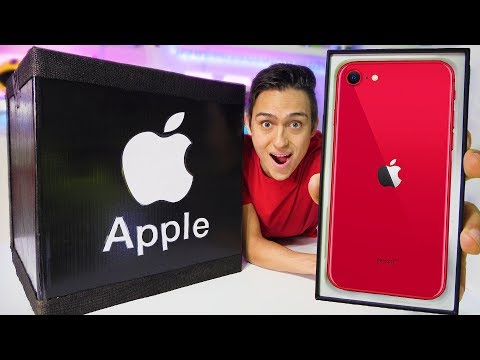 Apple Sent Us The iPhone SE 2
