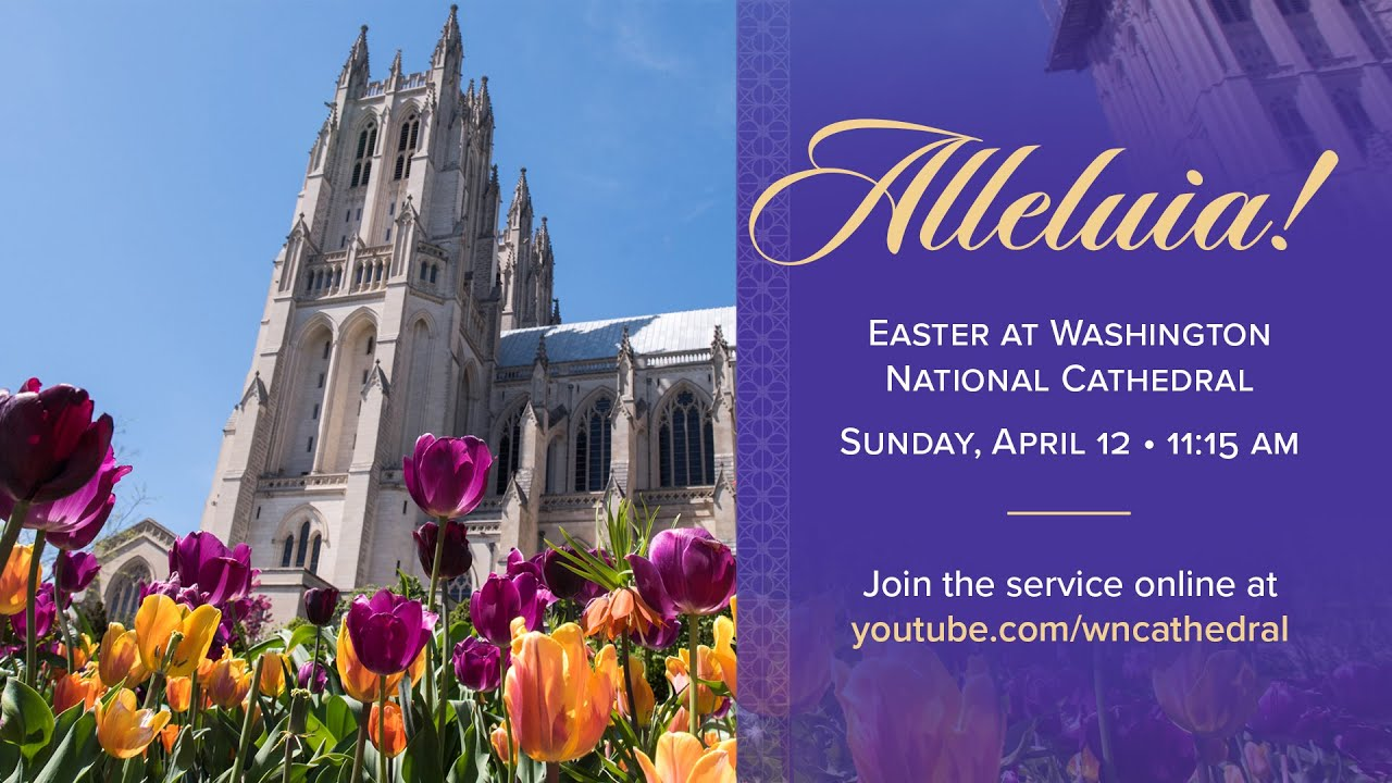 April 12, 2020: Online Easter Sunday at the Cathedral