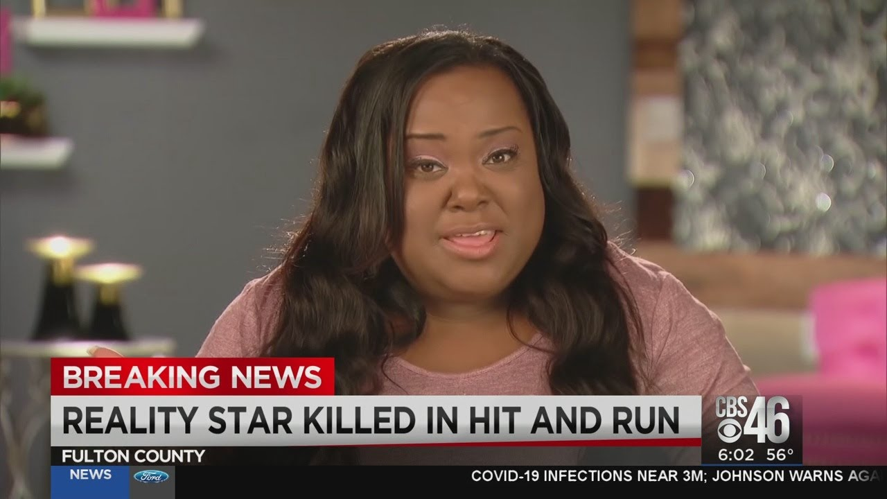 Atlanta's Ashley 'Minnie' Ross dead at 34 after hit-and-run crash
