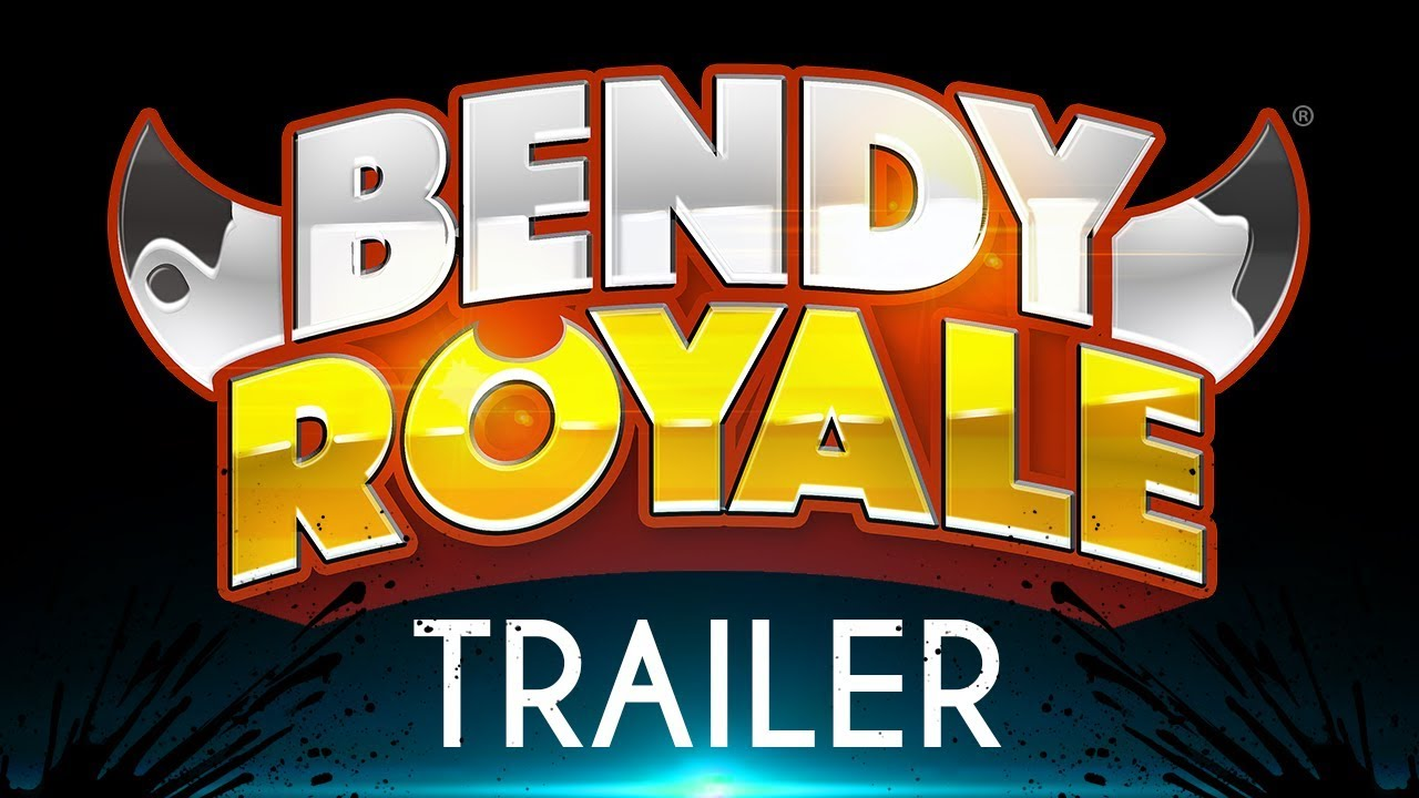 """BENDY ROYALE"" – New Bendy Game! = REVEAL TRAILER"