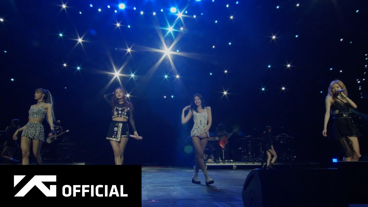 BLACKPINK – '붐바야 (BOOMBAYAH)' Live at Coachella 2019