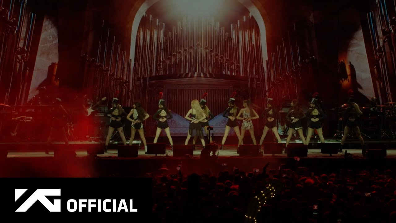BLACKPINK – 'Kill This Love' Live at Coachella 2019