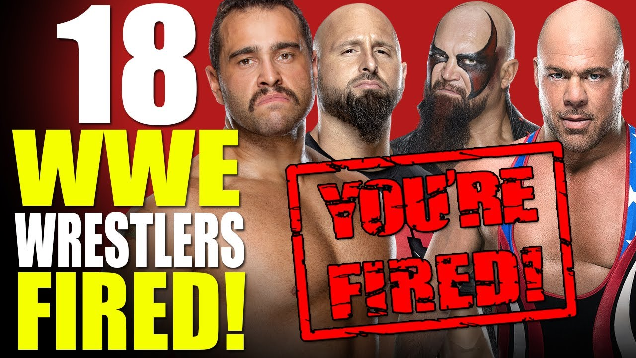 BREAKING: 18 WWE WRESTLERS HAVE BEEN FIRED IN ONE GO! Wrestling News!