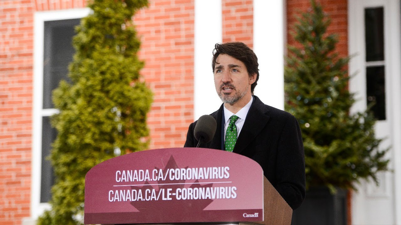 COVID-19 update: Trudeau recalls Parliament to pass enhanced emergency aid