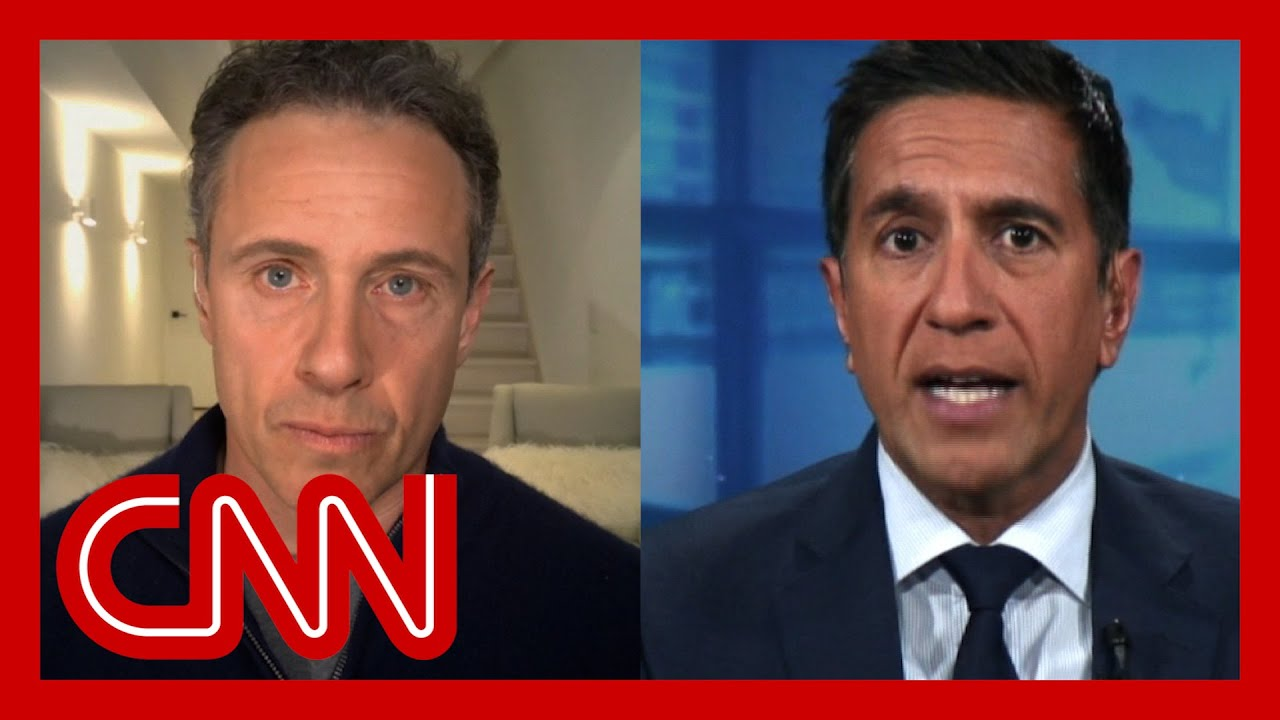 Chris Cuomo reveals his biggest fear after positive test for Covid-19