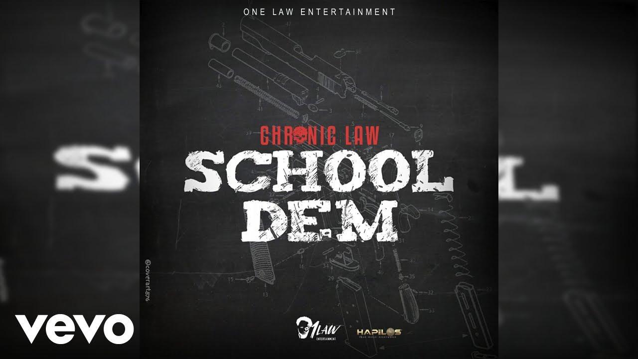 Chronic Law – School Dem (Official Audio)