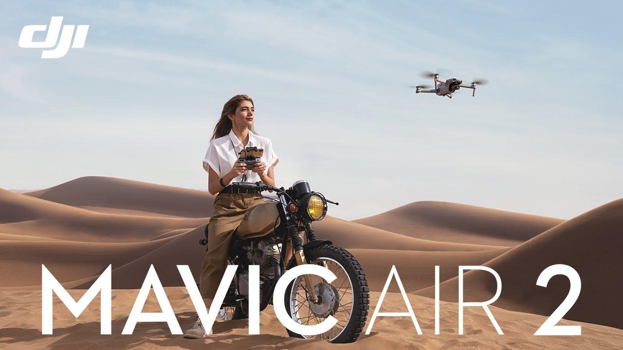 DJI – This Is Mavic Air 2