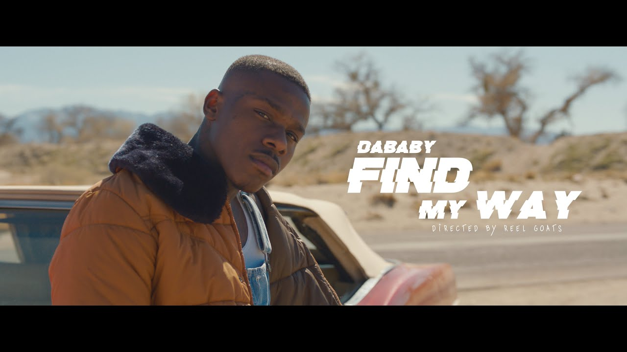 DaBaby – Find My Way (Official Music Video)