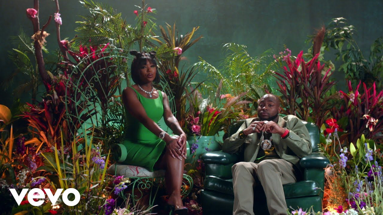 Davido – D & G (Official Video) ft. Summer Walker
