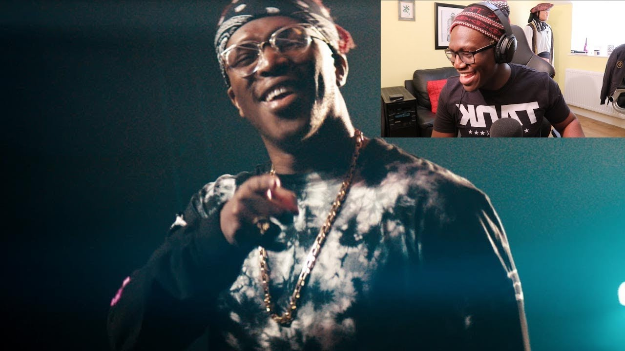 Deji Reacting To KSI – Houdini (feat. Swarmz & Tion Wayne) [Official Music Video]