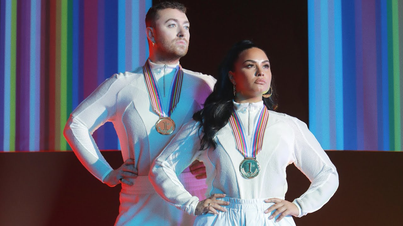 Demi Lovato & Sam Smith – I'm Ready (Teaser)