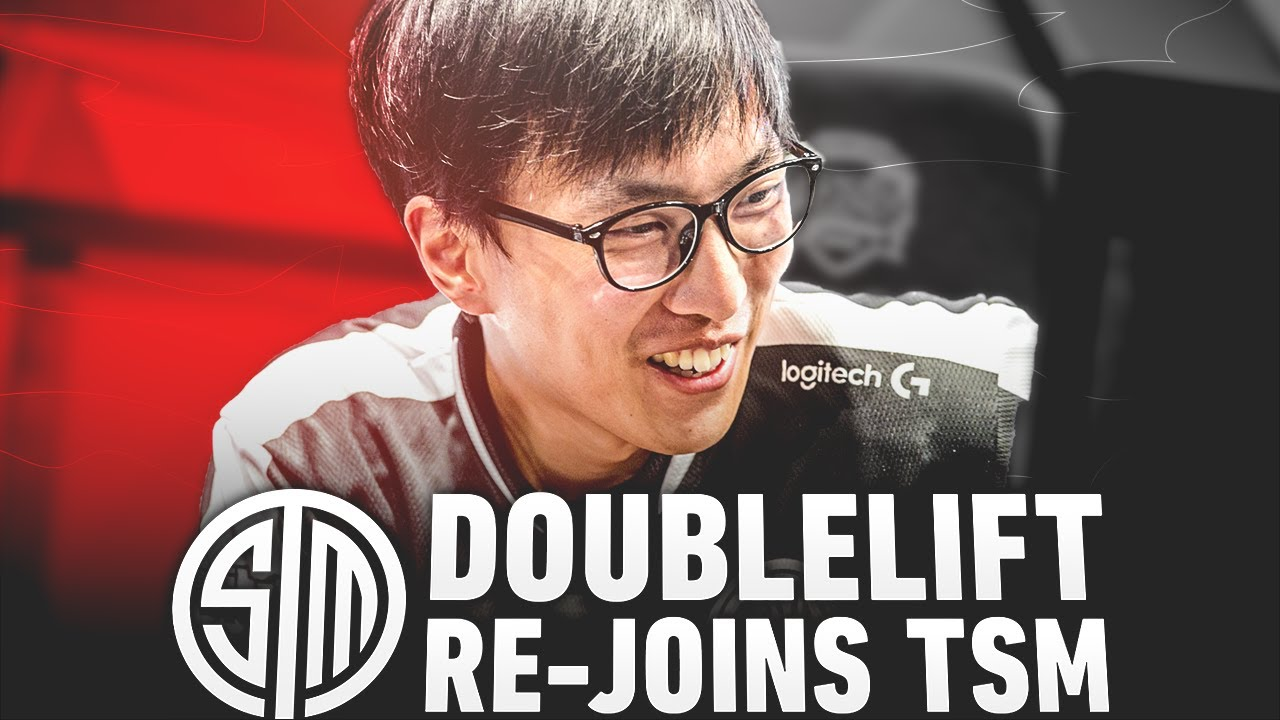 Doublelift Rejoins TSM | Welcome home DL!