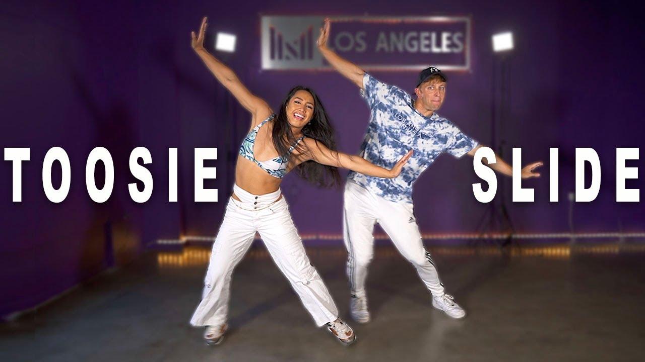 Drake – Toosie Slide Dance Choreography ft Kenneth, Ranz & Niana, AC, Nicole, Gabe Tati & more