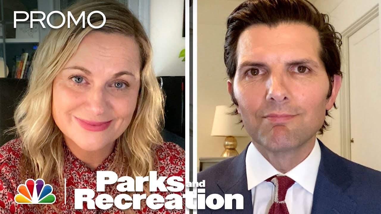 Everyone's Back, Literally – A Parks and Recreation Special