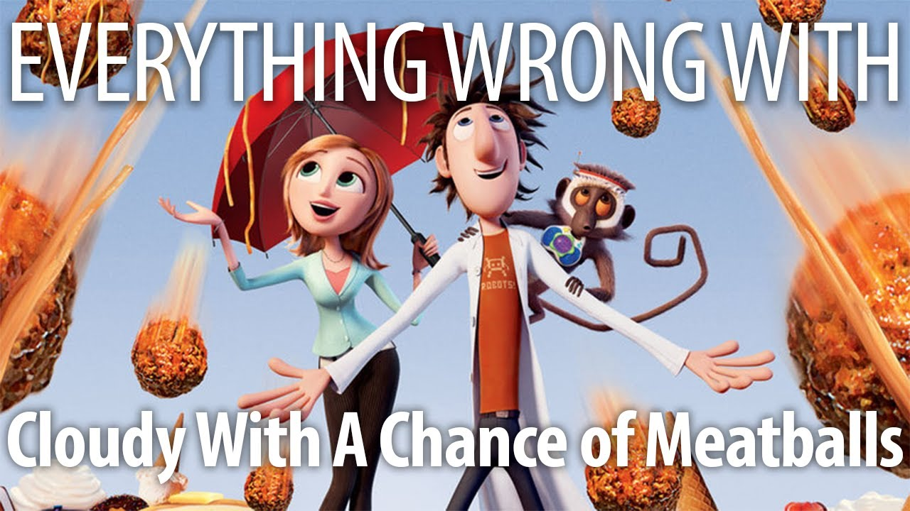Everything Wrong With Cloudy With A Chance of Meatballs