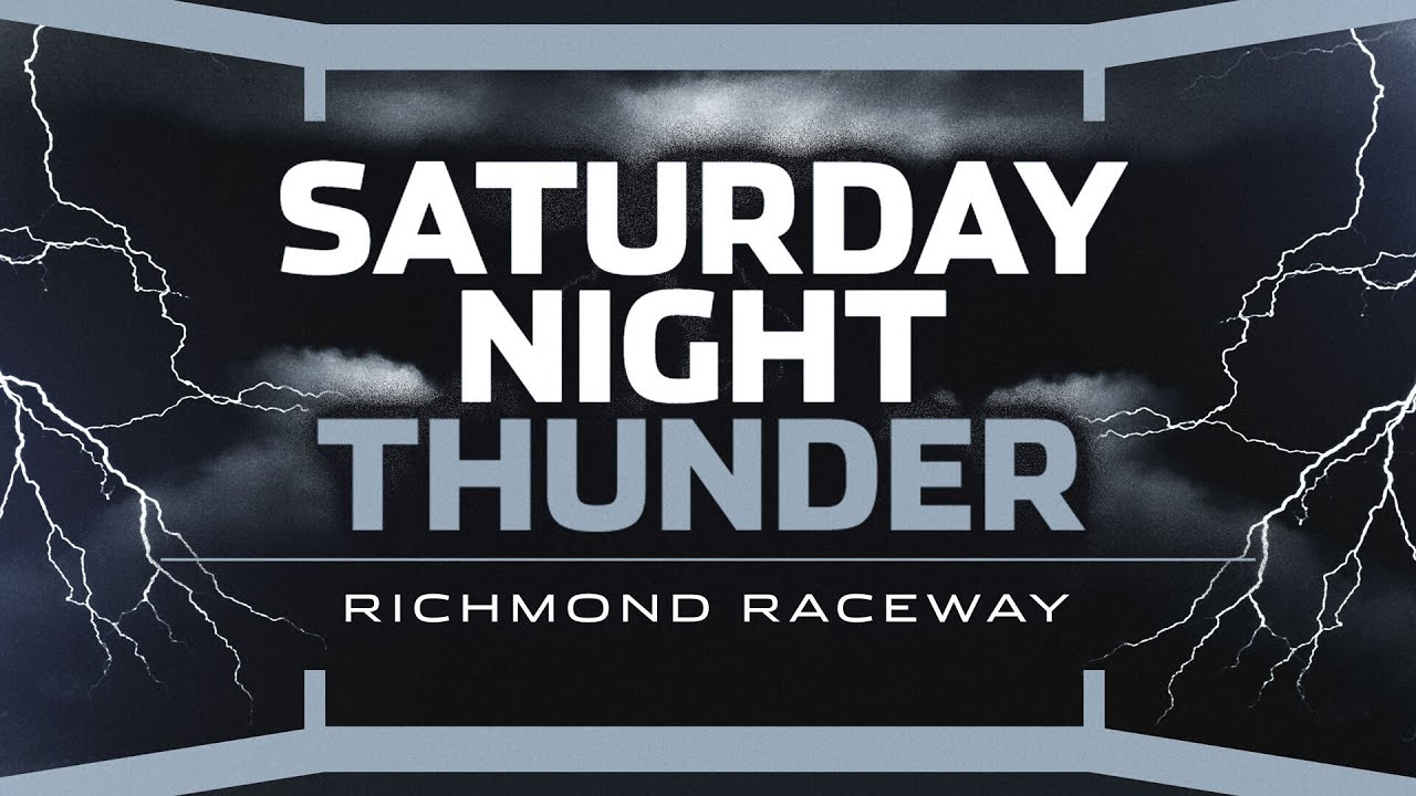 Full NASCAR Race Replay | Saturday Night Thunder: Richmond Raceway