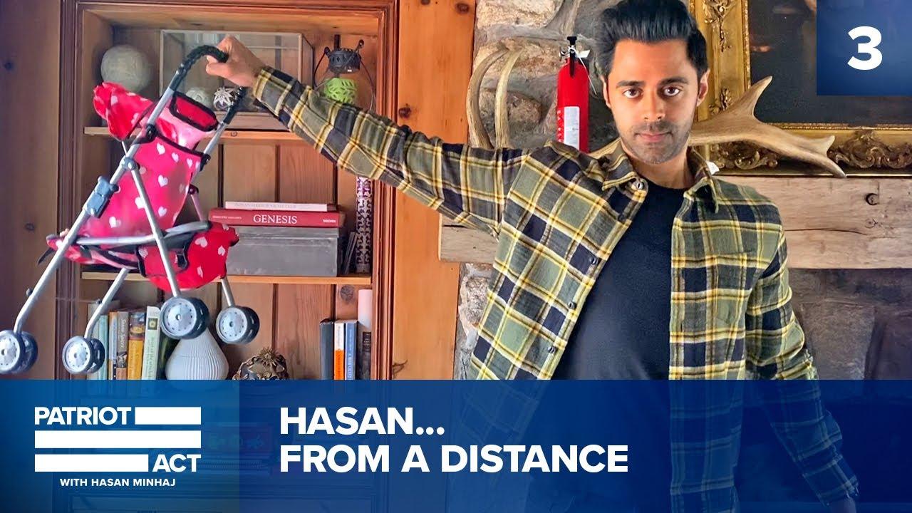 Hasan's Home Workout | Patriot Act with Hasan Minhaj | Netflix