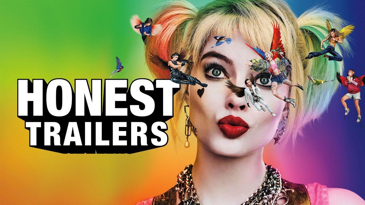 Honest Trailers | Birds of Prey