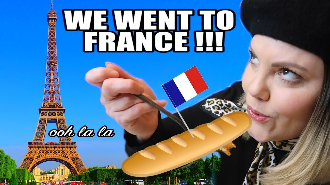 I Made Bread and Took a Pretend Trip to France