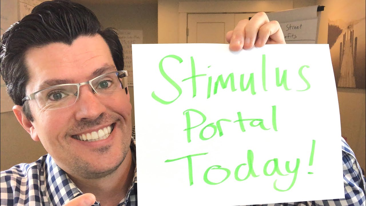 IRS Portal 4/24/20 Stimulus Check Update